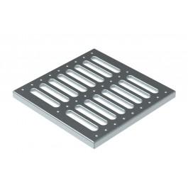 Решетка стальная штампованная SteeStart 300х300 А15