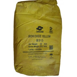 Пигмент жёлтый  B313 (Китай, 25 кг)