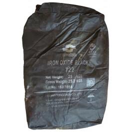 Пигмент черный-722 (Китай, 25 кг)
