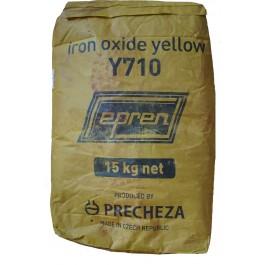 Пигмент желтый Fepren-Y-710 (Чехия, 15 кг)