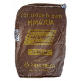 Пигмент коричневый Fepren-HM-470A (Чехия, 25 кг)