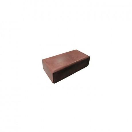 Кирпич (глянец) коричневый