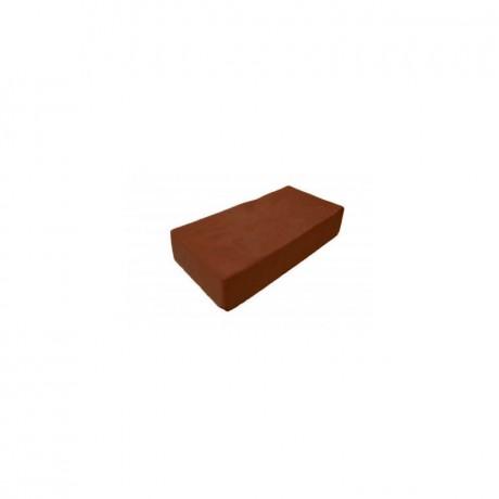 """Брук """"Английский булыжник"""" большой кирпич тёмно-коричневый"""