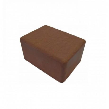 """Брук """"Римский"""" (малый) тёмно-коричневый"""